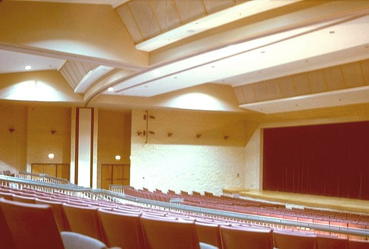 Plainfield High School Auditorium